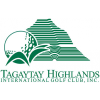 Tagaytay Highlands International Golf Club Inc