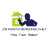 JOB FINDER AND RECRUITING CONSULTANT